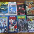 Don Cherry Rock em Sock em, Hockey Fights, Sports Bloopers, 20 VHS
