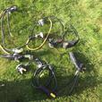 Various Diving Equipment