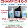 SAVE 18% ON DIESEL, GAS or HEATING OIL